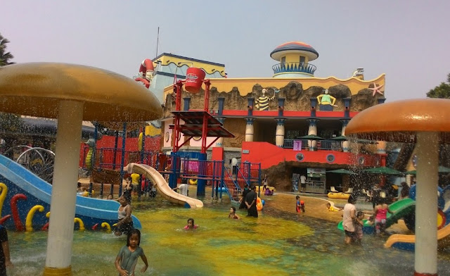 Harga Tiket Kolam Renang Citra Raya Water world Cikupa Tangerang