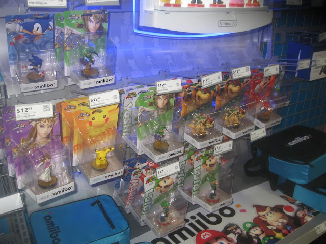 Best Buy amiibo E3 2015