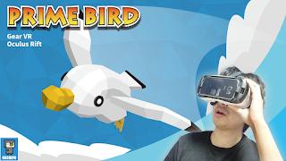 PRIME BIRD体験会(Gear VR)