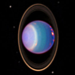 what four planets have rings - photo #47