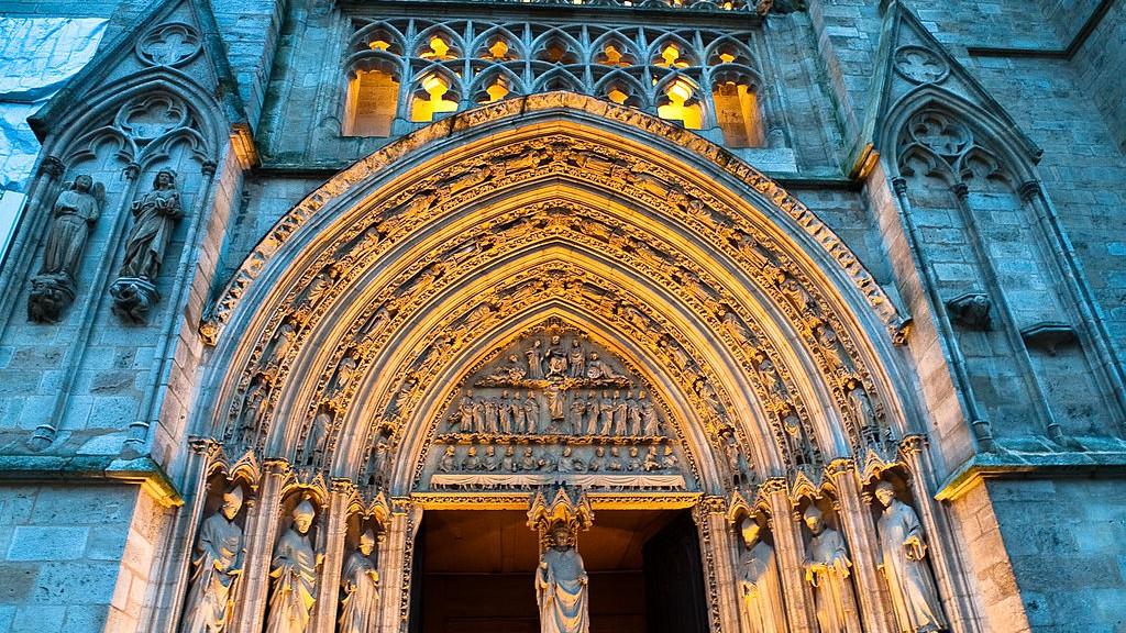 Cathédrale Saint André à BORDEAUX Messe info