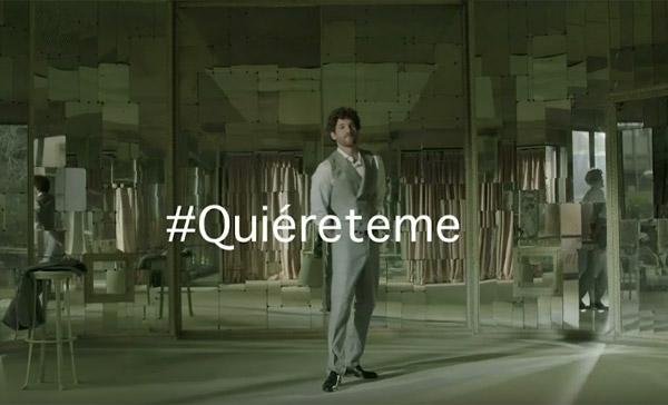 quiéreteme spot El Corte Inglés rebajas