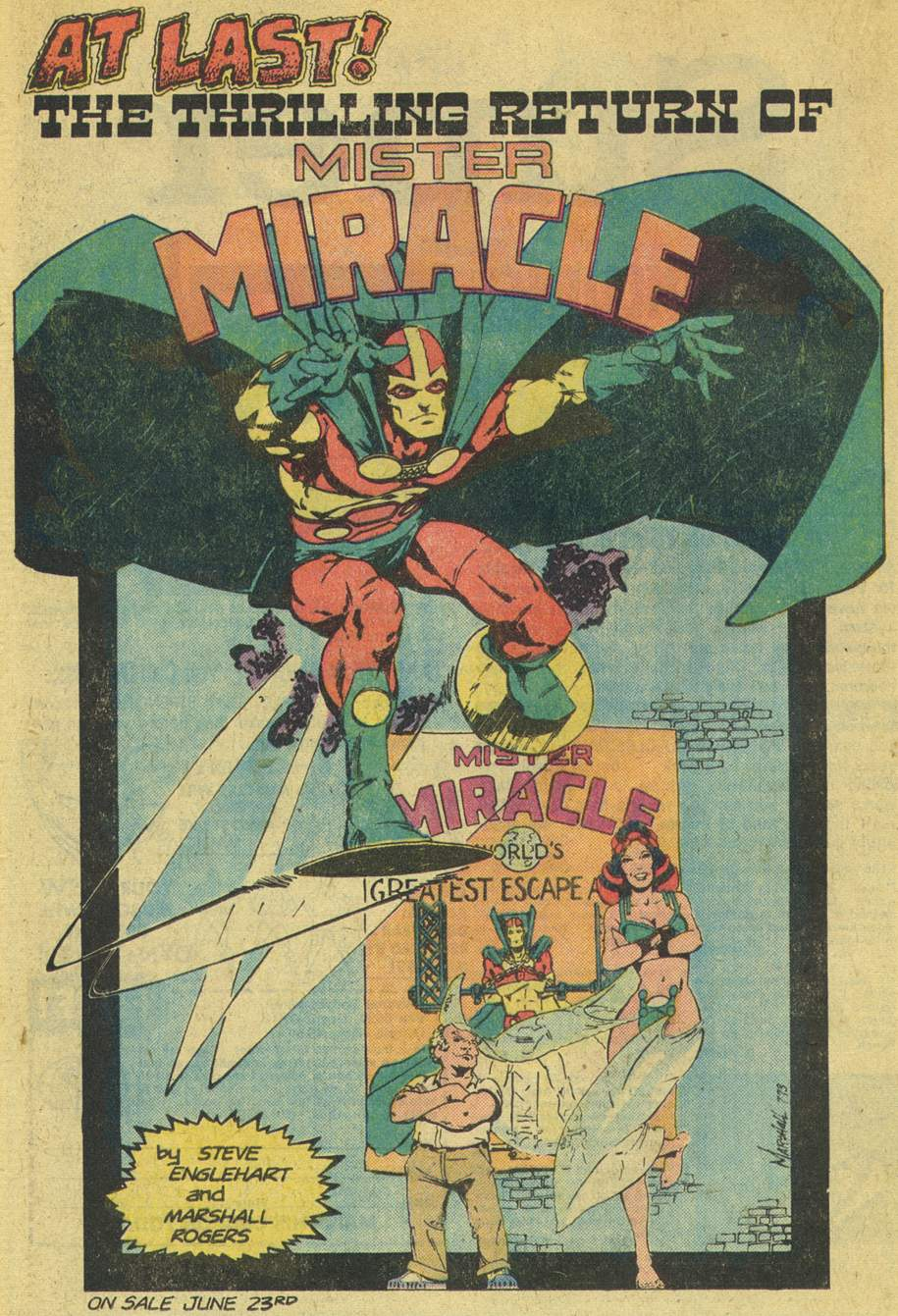Read online Adventure Comics (1938) comic -  Issue #453 - 20