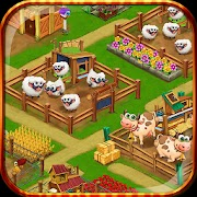 Farm Day Village Farming: Offline Games - VER. 1.2.2 Unlimited (Coins - Gems) MOD APK