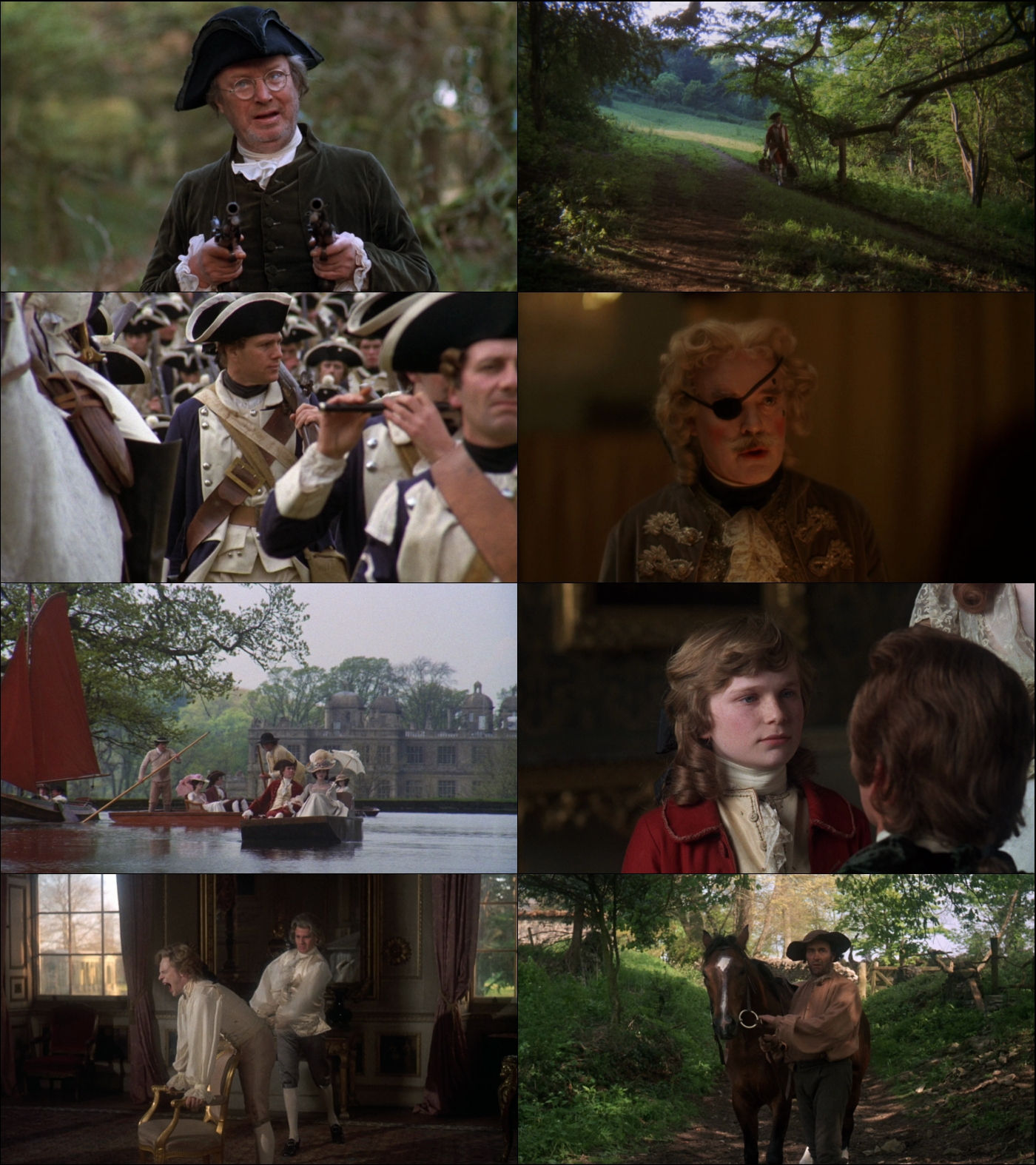 Barry Lyndon 1080p Latino