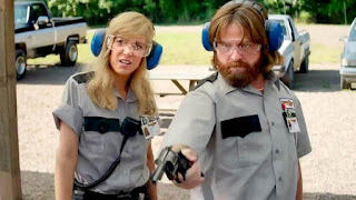 Masterminds comedy Zach Galifianakis Kristen Wiig 2015