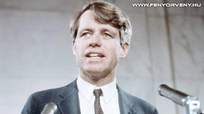 Robert Kennedy a konyhában