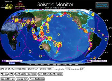 Desde El Mes Pasado La Actividad Sismica Ha Aumentado . ¿ Que Está Pasando ?