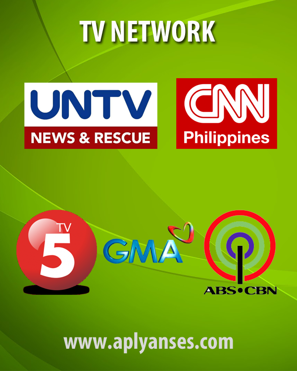 Ang Mga Channel sa Digital TV Broadcast sa Pilipinas