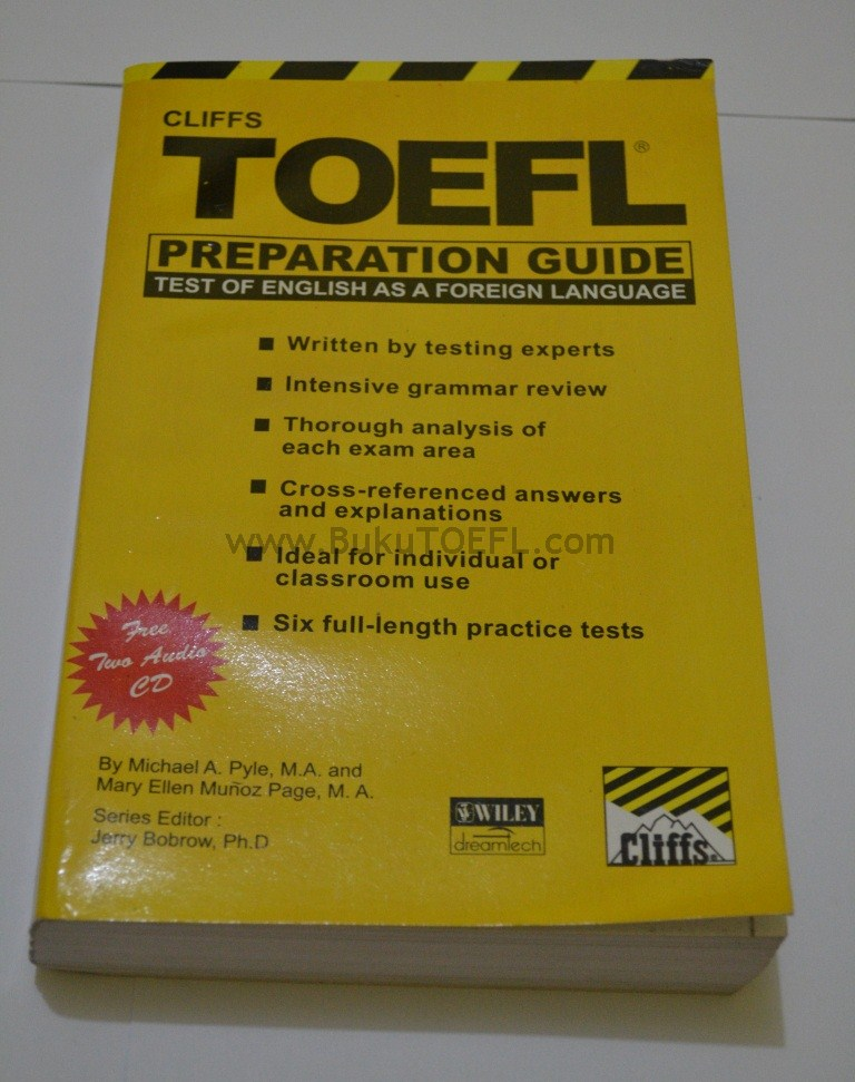 Cliff pdf toefl