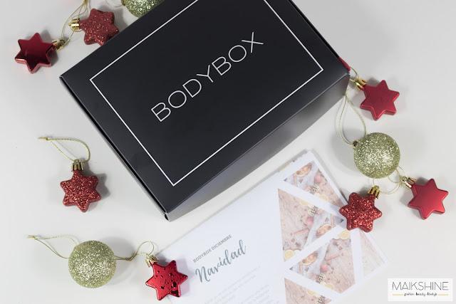 Bodybox diciembre Navidad