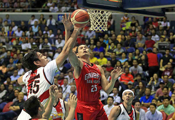 List of Important Stats to see according to History between SMB and Brgy. Ginebra