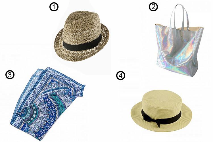 пляжная мода, пляжная одежда, модные шляпы, что надеть на пляж