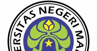 Logo Universitas Negeri Malang Vektor Blog Stok Logo