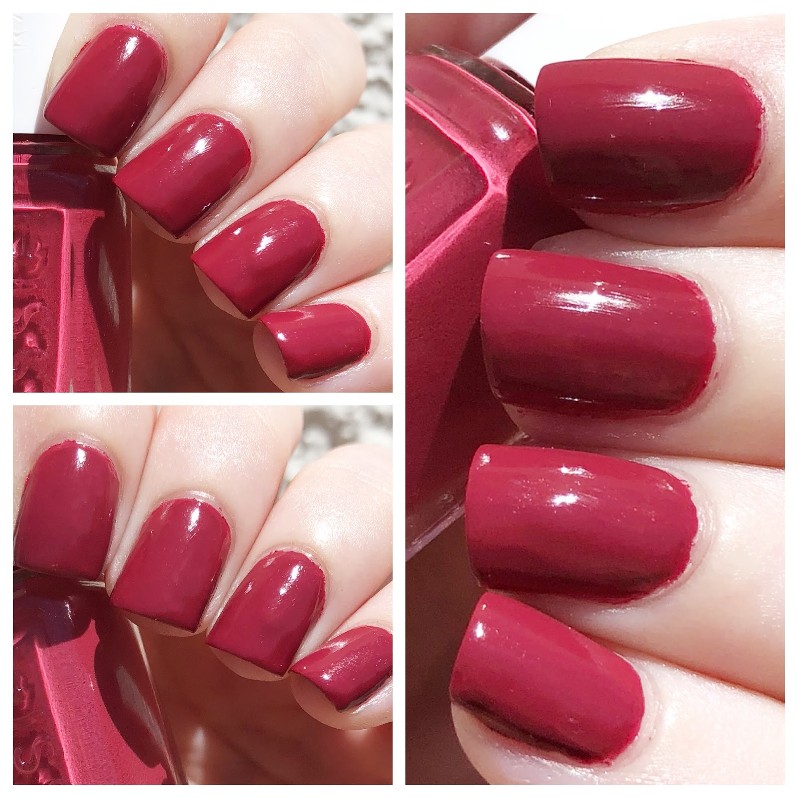 cat eyes & skinny jeans: NOTD: Essie Fall 2018 Nail Polish ...
