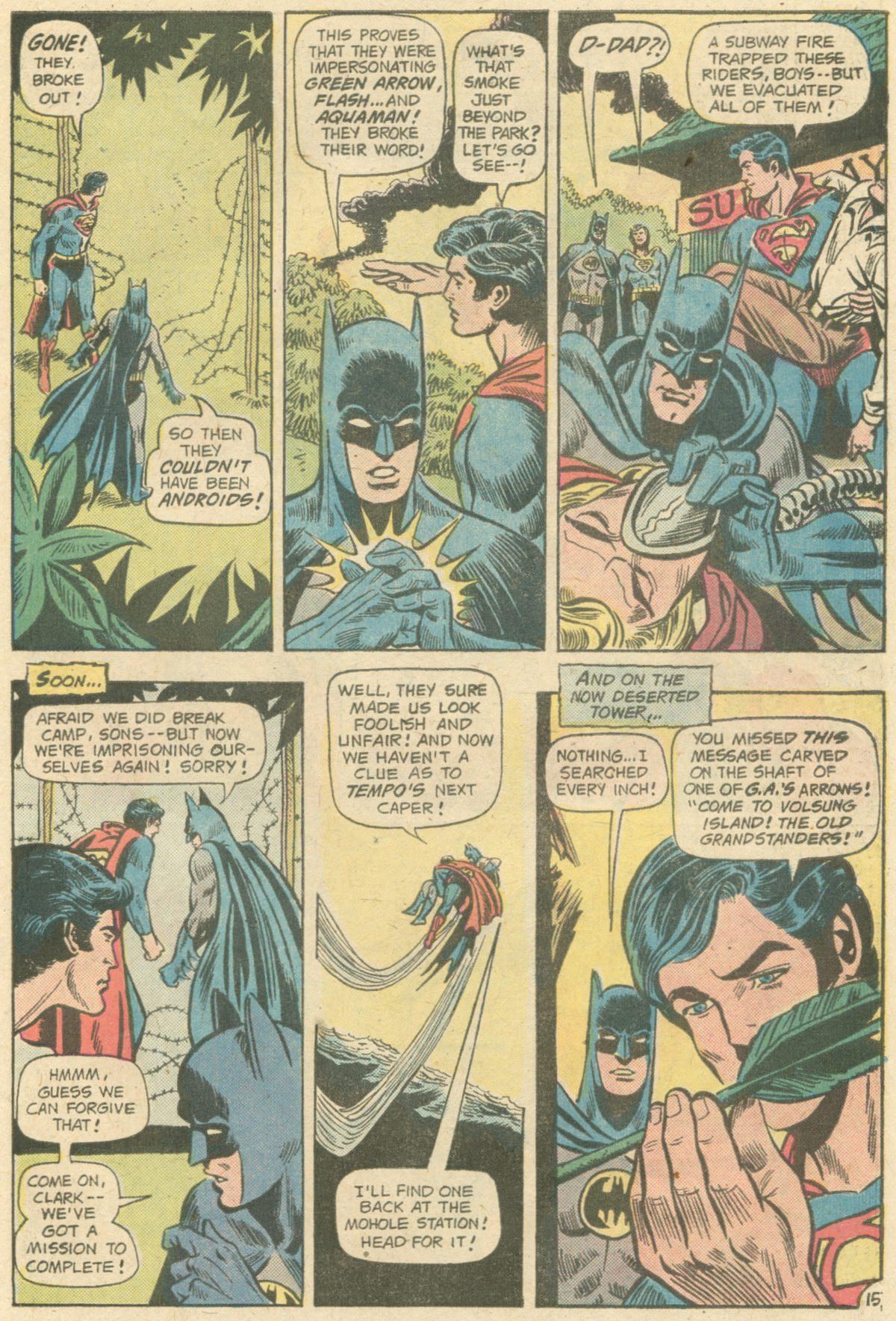Read online World's Finest Comics comic -  Issue #231 - 27