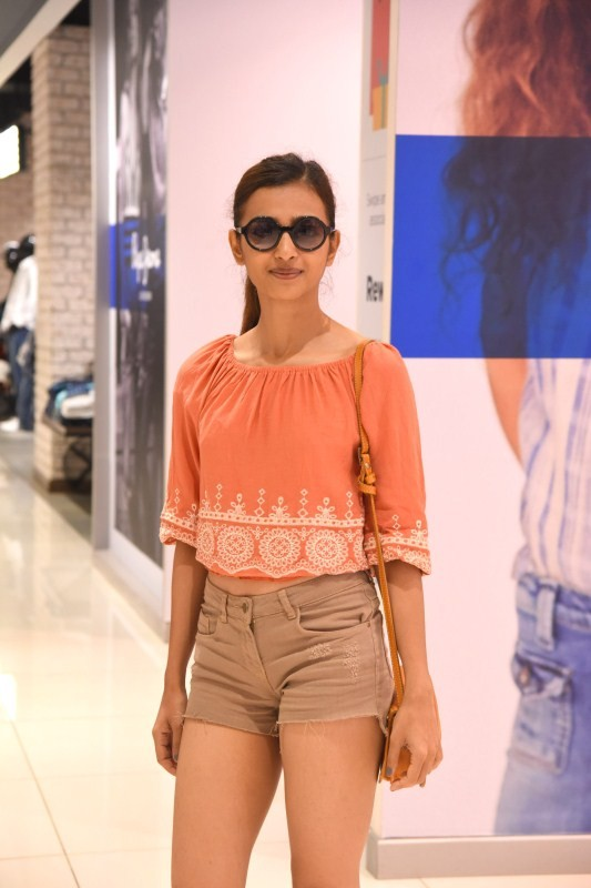 Radhika Apte Spotted at Lifestyle Showroom