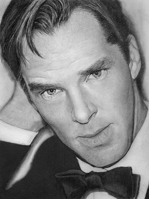 01-Benedict-Cumberbatch-ekota21-Very-Detailed-Celebrity-Portrait-Drawings-www-designstack-co