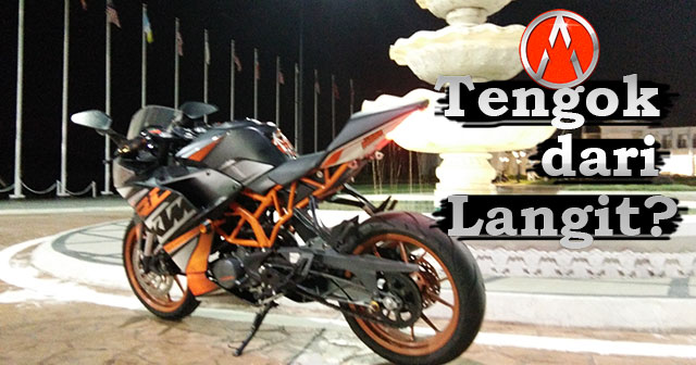 ktm RC without mudguard