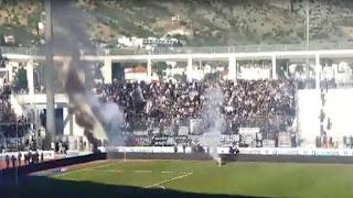 Η... γιορτή του ποδοσφαίρου ανάμεσα σε ΑΕΚ και ΠΑΟΚ. (ΒΙΝΤΕΟ)