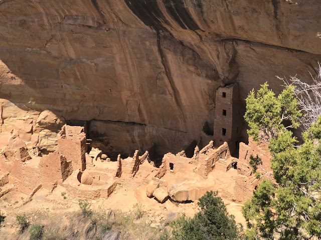 Mesa Verde National Park Cliff Dwellings Tour