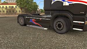Baton Wheels fixed