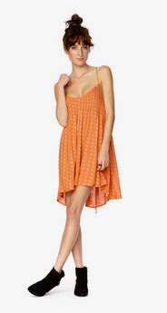 c8bf73d37 The RVCA Told Secrets is a woven dress with a v-neckline at the front and  pin tuck pleats at the chest that create fullness through the body.