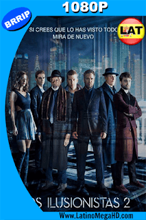 Los Ilusionistas 2 (2016) Latino HD 1080P - 2016