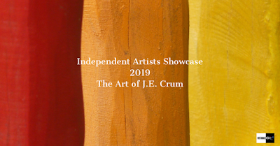 Artists Howcase 2019 Beechhouse Media The Art of J. E. Crum