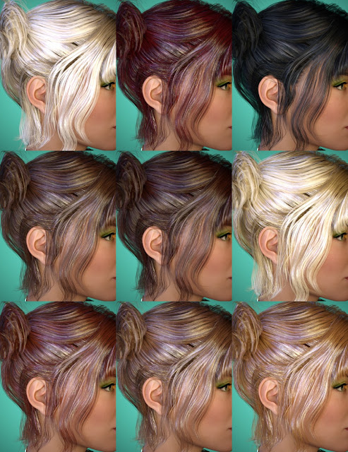 Colors for Pony Knots