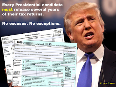 Where Are Trump's Tax Returns?