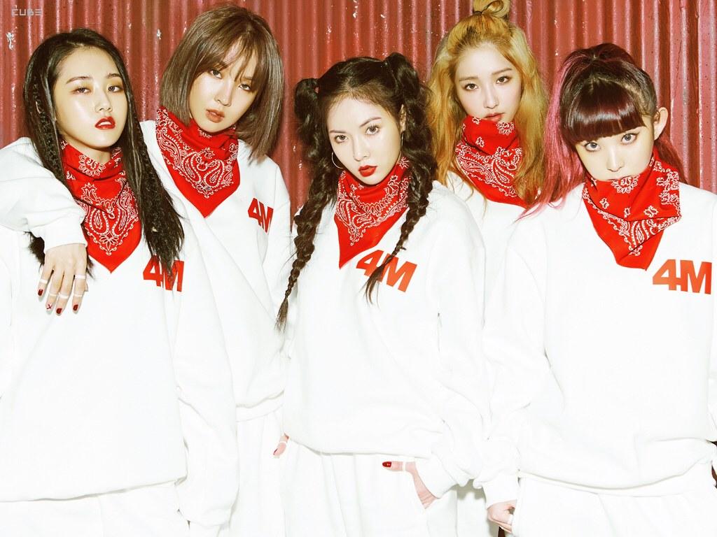 Pann so dekleta skupine s samo eno Popular član-7630