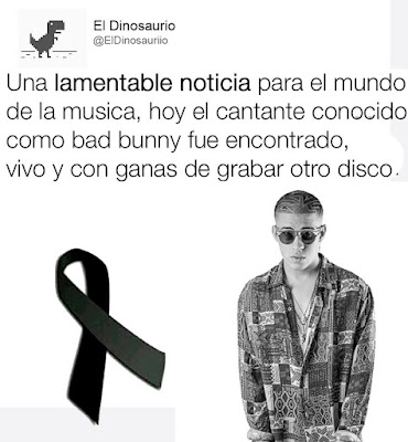 bad bunny meme humor