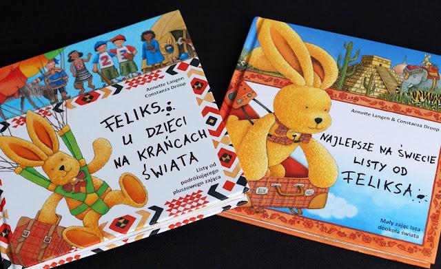 Listy Feliksa i nietuzinkowe książki dla dzieci