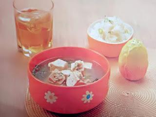Gambar Resep Sup Tahu Isi