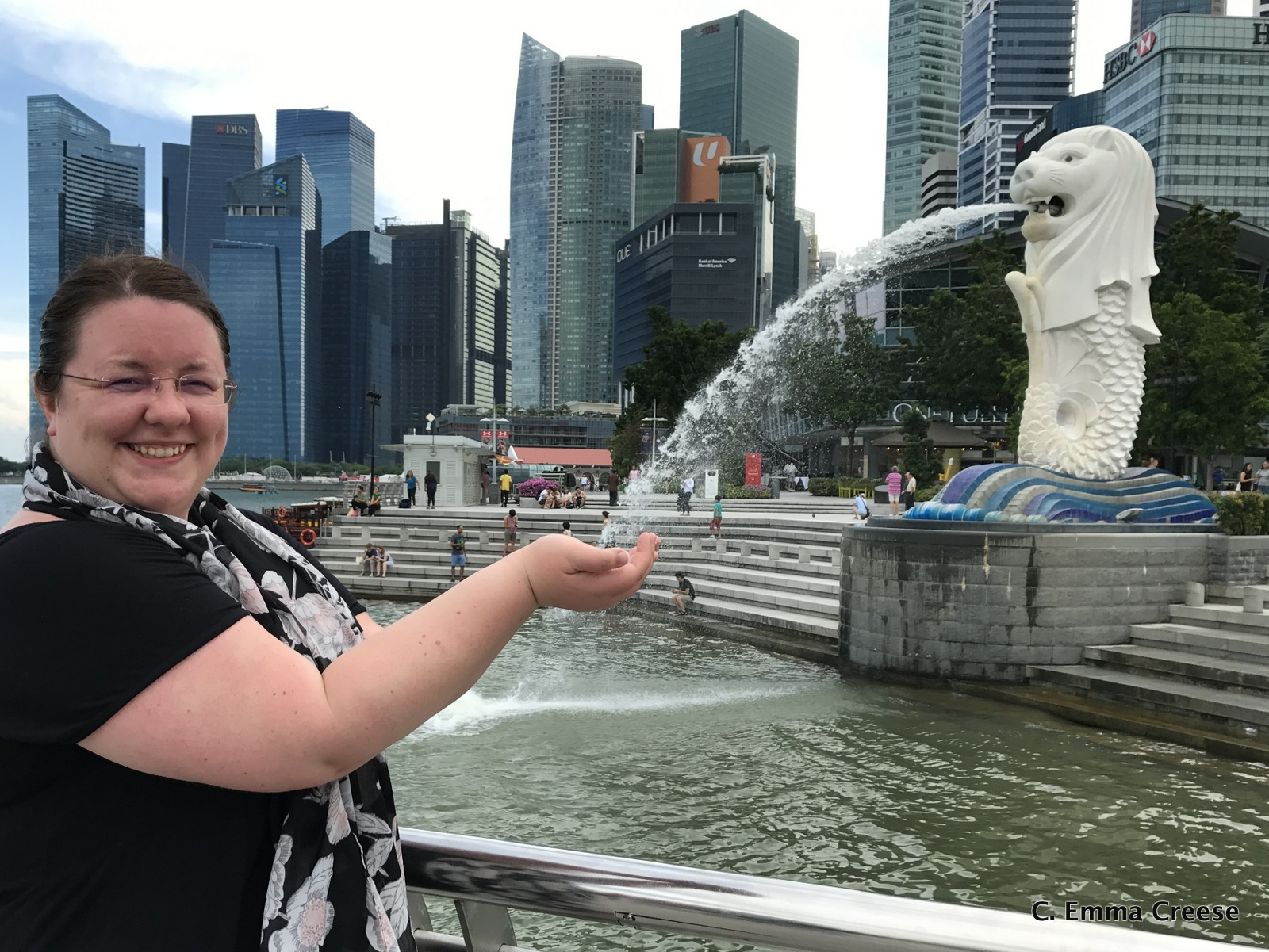 My travel journey - beginning in Singapore #travellinkup Adventures of a London Kiwi
