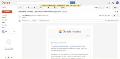 Update Terbaru Aturan Adsense Bikin Heboh AdSense Publisher