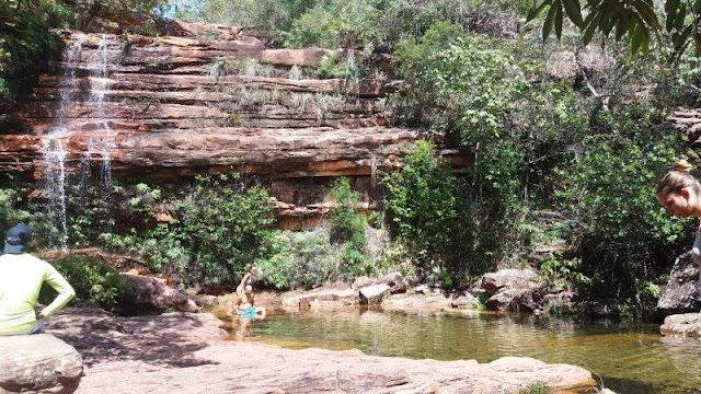 Parque Municipal do Serrano : Cachoeirinha