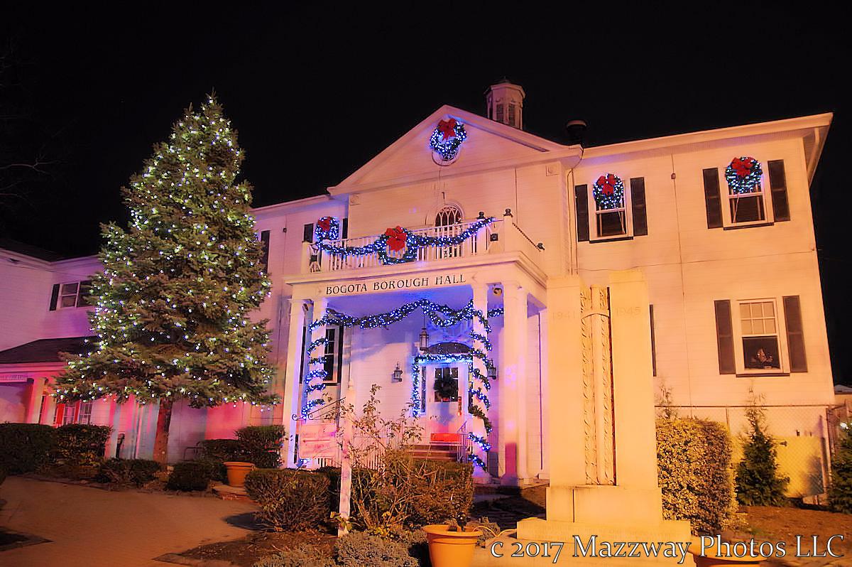 bogota christmas lights