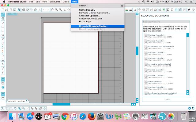 Installing Silhouette Studio Designer Edition or Business ...