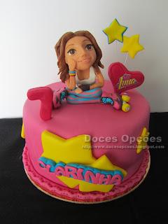 birthday cake Soy Luna