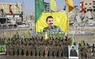 Οι Κούρδοι φοβούνται ότι τους εγκατέλειψαν