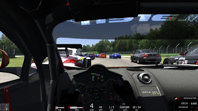 assetto corsa pc car list