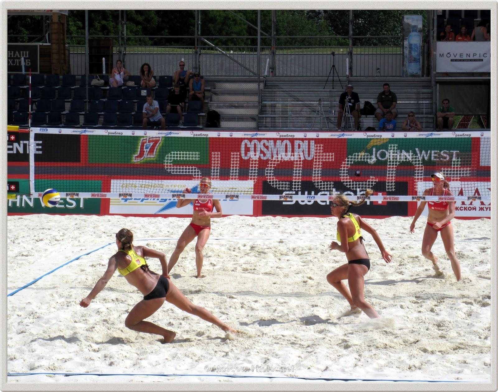 Beach Volleyball World Tour 2011