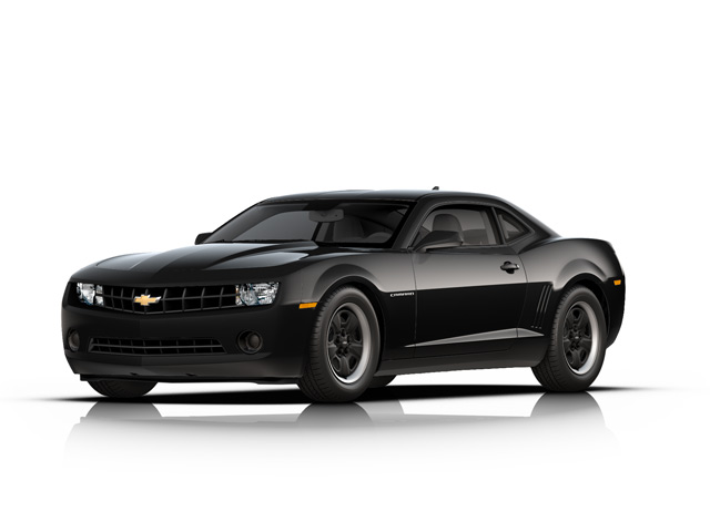 black chevrolet clouds camaro - photo #24