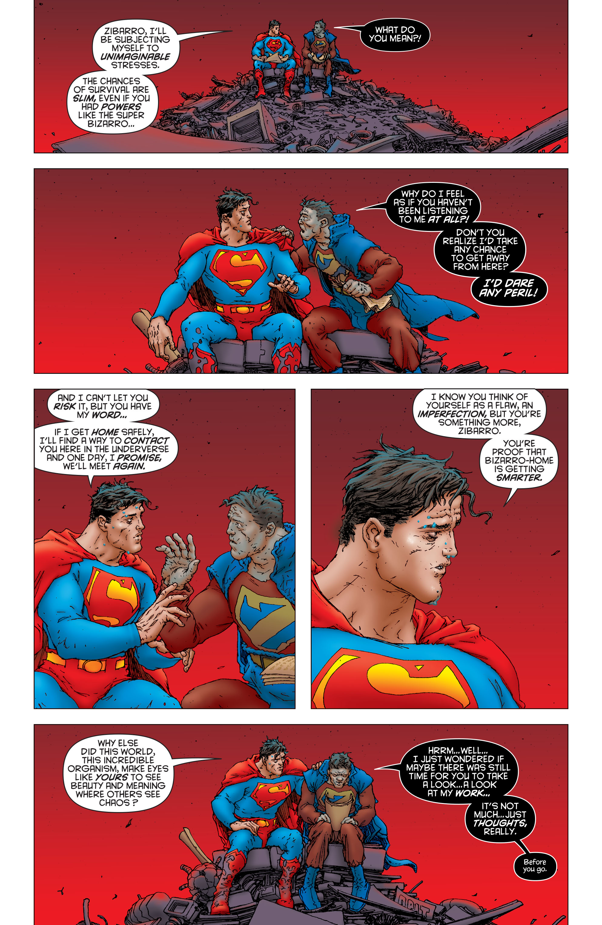 Read online All Star Superman comic -  Issue #8 - 15