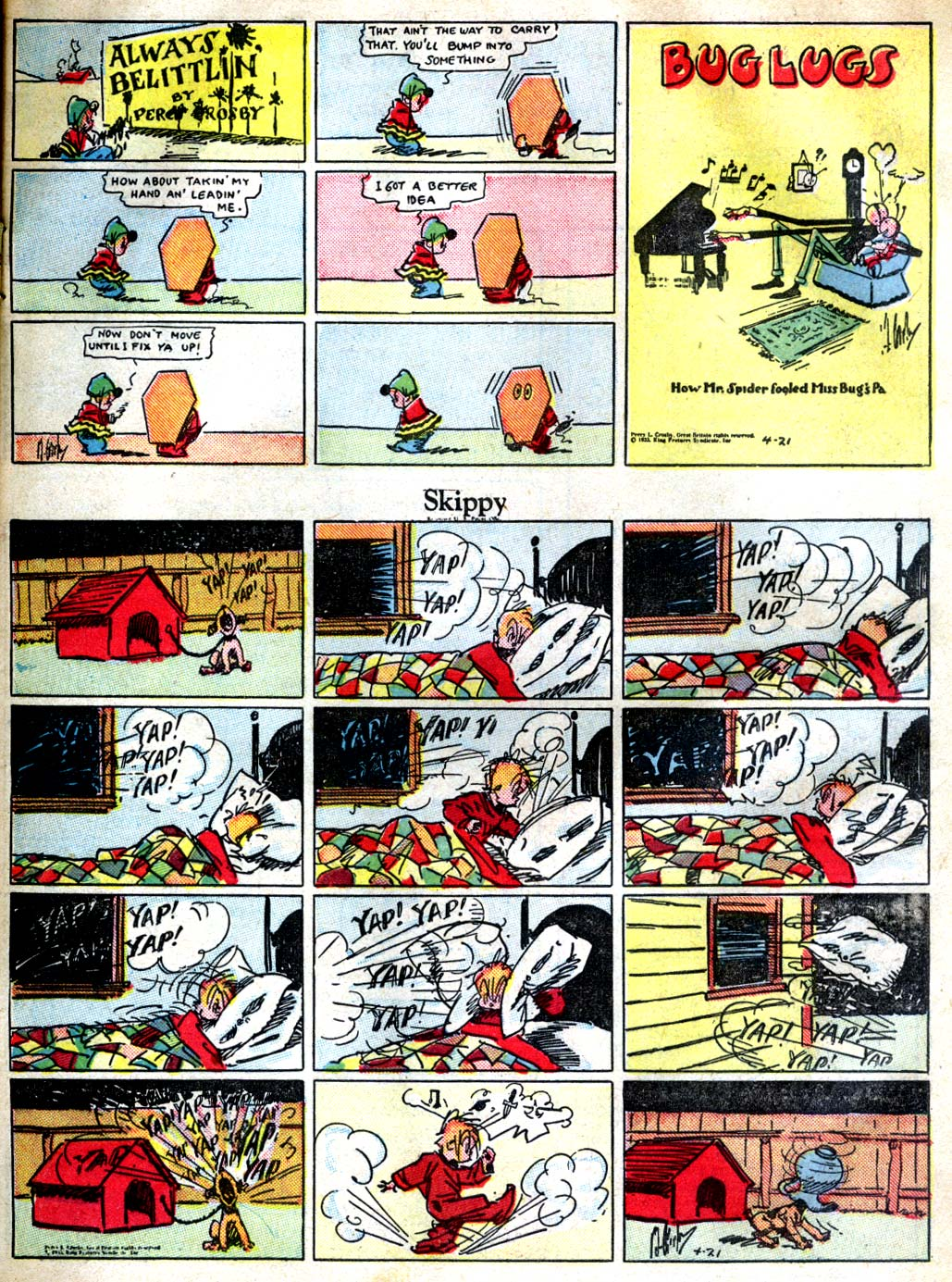 Read online All-American Comics (1939) comic -  Issue #5 - 19