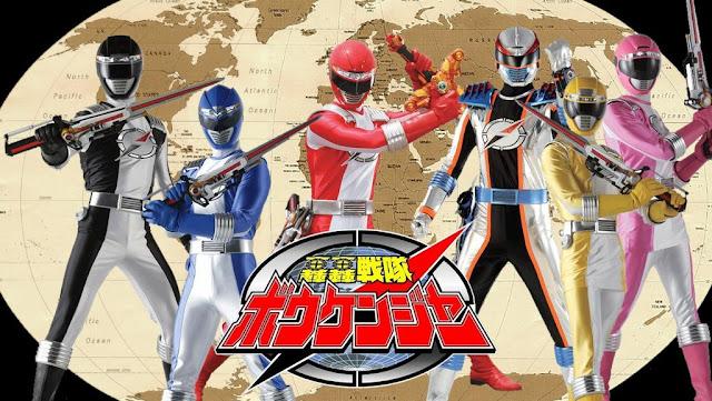 GoGo Sentai Boukenger Sub Indo