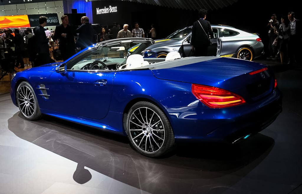 Cars review concept specs price for Mercedes benz sl price