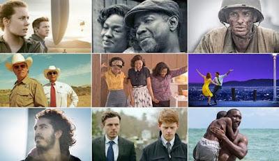 Daftar Pemenang Oscar Academy Awards 2017